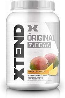 【海外直送品】Scivation Xtend BCAA 90杯分 (マンゴー)