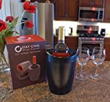 Wine Cooler and wine chiller. Chill your wine with the best wine cooler. Black...