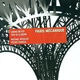 Gott Mit Uns: A l'aube du cinquieme jour (arr. for 4 clarinets and barrel organ)