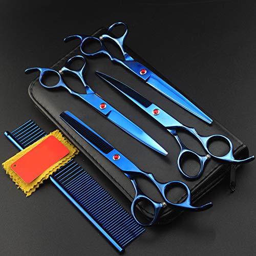 Professional Razor Edge Series Ciseaux Coupe Toilettage Chien Chunker Cisailles Pour Tondeuse Pour Animal Domestique 7 Inch