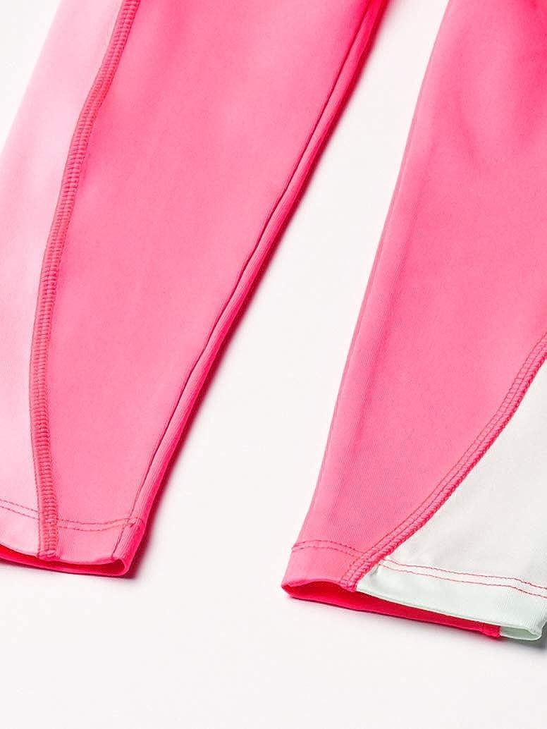 Under Armour Girls' Ua Assym Panel Legging: Clothing