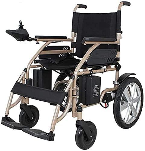 MQJ Motores Duales Eléctricos Eléctricos para Sillas de Ruedas Eléctrica para Sillas de Ruedas Eléctricas Adaptadas a Varias Personas con Discapacidad de Carretera ✅