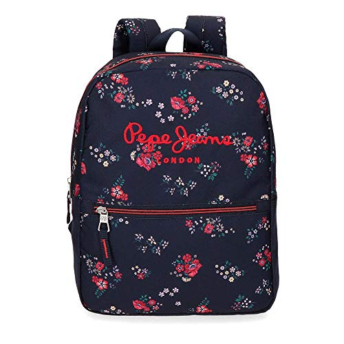 Pepe Jeans Daniela Zaino Casual 32 Centimeters 9.6 Multicolore (Multicolore)