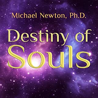 Destiny of Souls audiobook cover art