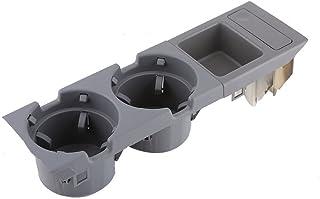 Consola Central Delantera Bebedero//Portavasos ToGames Caja de Monedas para BMW E46 Serie 3 Bandeja de Consola Central Delantera del Coche Caja de Almacenamiento de Productos