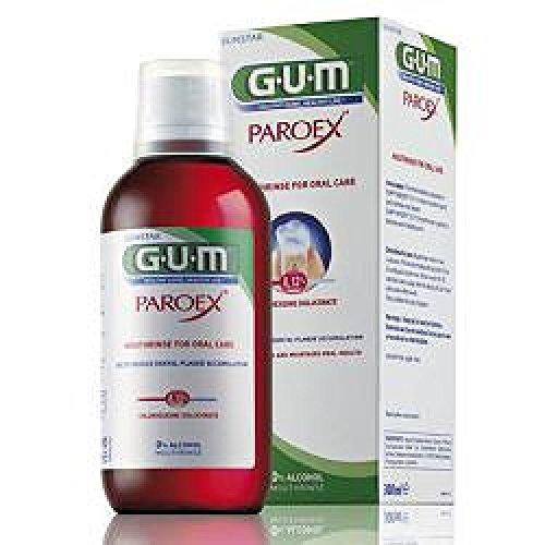 PAROEX Chloorhexidin 0,12% mondspoeling o.alcohol, 300 ml