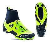 Northwave Raptor GTX - Chaussures - jaune/noir Pointures 45 2017 chaussures vtt shimano