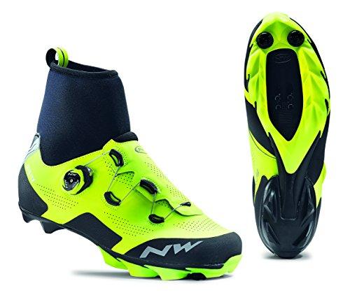 Northwave Raptor GTX - Zapatillas - amarillo/negro Talla del calzado 46 2017