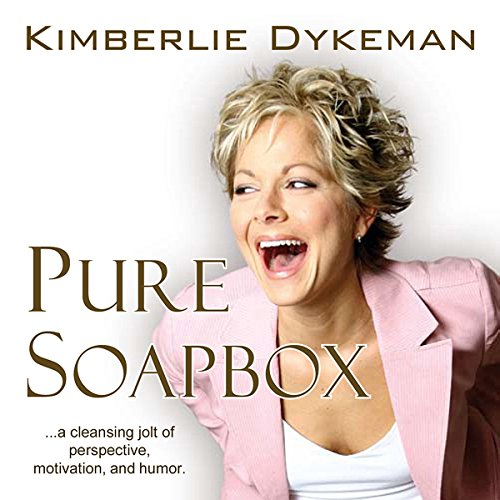 Pure Soapbox audiobook cover art