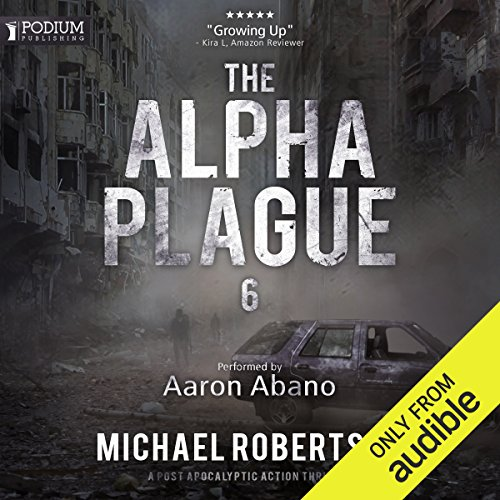 The Alpha Plague 6 Titelbild