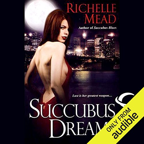 Succubus Dreams audiobook cover art