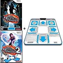 Wii Hottest Party 1 and 2 with Dance Pad