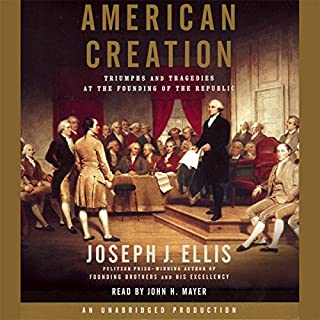 American Creation cover art
