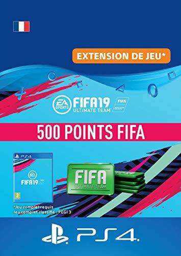 FIFA 19 Ultimate Team - 500 FIFA Points | Code Jeu PS4 - Compte français