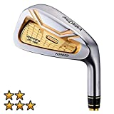 HONMA Beres IS-06 Iron Set 2018 Right 4-11 ARMRQ X 47 5-Star Graphite Stiff