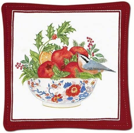 Alice's Popular Popular standard products Cottage Pomegranates Single Mug Mat