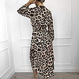 Zoom IMG-1 frauit vestito lunghe scollo a