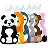 Product Image of the Squooshi Reusable Baby Food Pouches 5 oz-6 Count