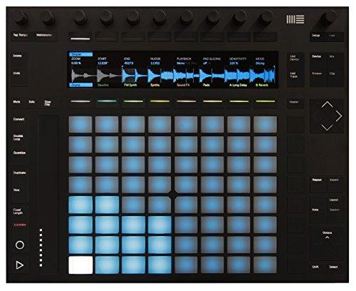 Ableton Push 2 - Mezclador para DJ con USB y Live 9...