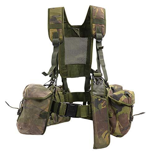 Brit. Tactical Set, DPM tarn, 7-teilig, gebr.