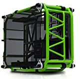 In Win Signature Motorcycle Steel Tube ATX Computer Case Cases D-Frame Green Green