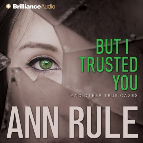 But I Trusted You audiobook cover art
