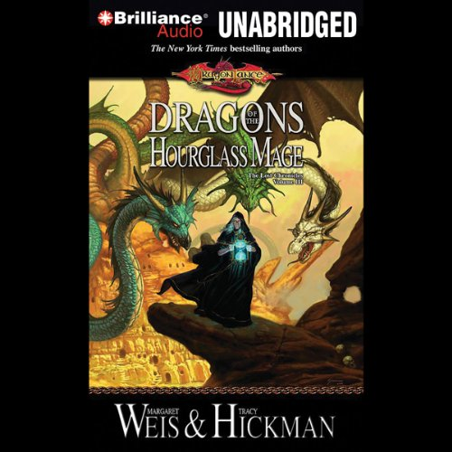 Dragons of the Hourglass Mage cover art