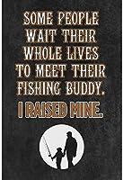 釣り仲間ブリキ看板壁の装飾金属ポスターレトロプラーク警告サインオフィスカフェクラブバーの工芸品