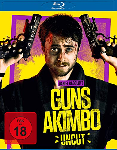 Guns Akimbo - Uncut [Blu-ray]