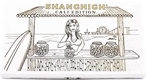 ShangHigh® Sepiolith Filter Extra Slim | Cali Edition | 2 cm, ø 6 mm (Organic Meerschaum, 60er extra Slim)