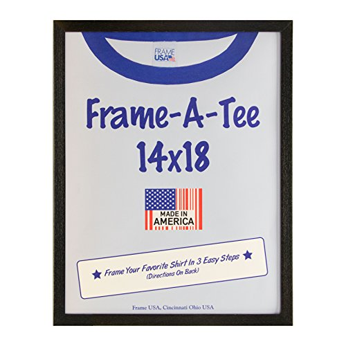 T-Shirt Frame (14x18, Black)