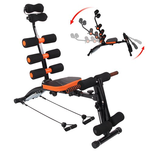 F & A Mediterranean Delicatessen 6 in 1 Smart Machine Core Ultimate Workout Fitness Gymnastikgerät