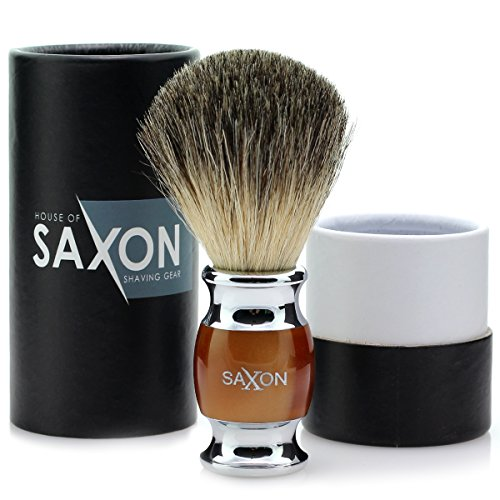 The House of Saxon Badger Shaving Brush