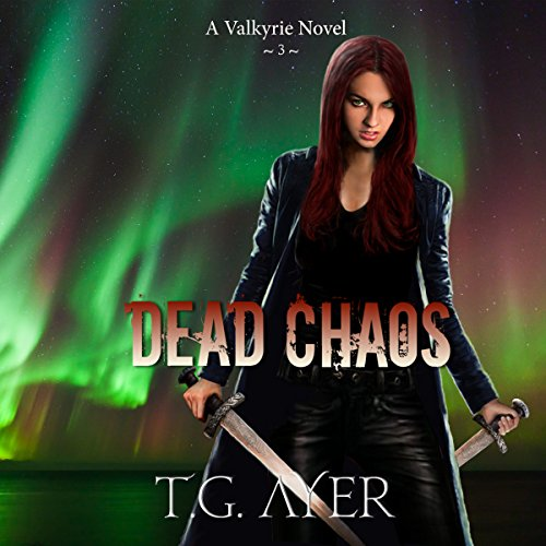 Dead Chaos audiobook cover art