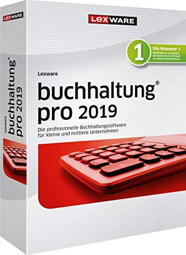 Lexware buchhaltung 2019|pro-Version Minibox (Jahreslizenz)|Einfache Buchhaltungs-Software für Freiberufler, Handwerker, kleine und mittlere Unternehmen|Kompatibel mit Windows 7 oder aktueller
