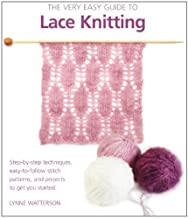 Best very easy guide to lace knitting Reviews