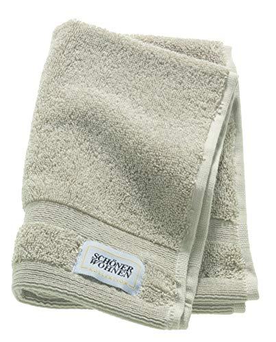 Gästetücher Baumwolle Sand • Gästehandtücher 30x50 cm • zum Handtuch Set kombinierbar • Frottee Stoff weich