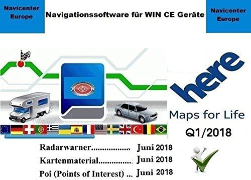 Igo Primo Premium Europa Navigationssoftware Juni 2017 PKW-LKW-Busse-Camper