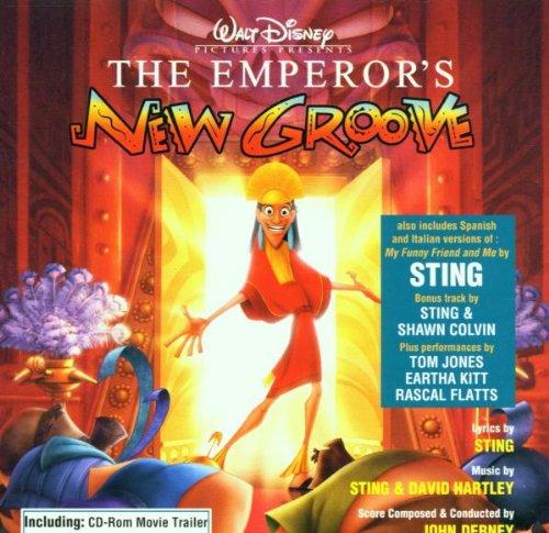Ein Königreich für ein Lama (Emperor's new Groove) (Englische Version)