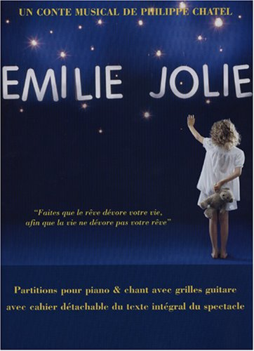 Emilie Jolie (conte musical) chant + piano + accords