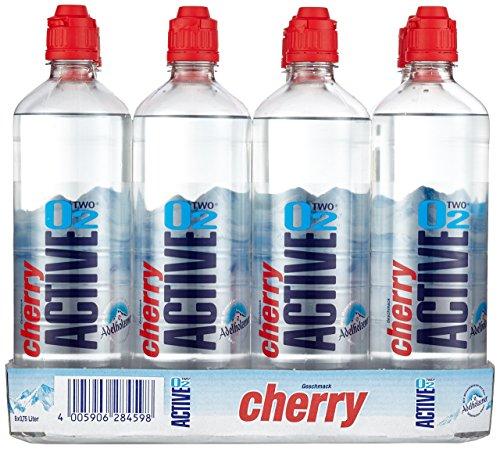 Active O2 Cherry Pfandflasche (8 x 0,75l PET EW)