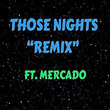 Those Nights (Remix)