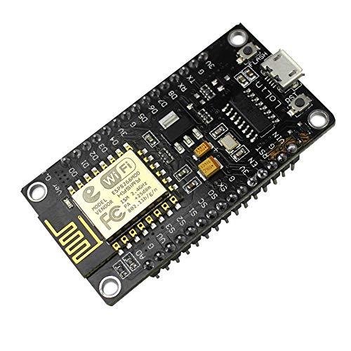 Módulo WiFi Serial AKDSteel ESP8266 NodeMcu Lua WiFi V3 Desenvolvimento da Internet das Coisas CH340 para casa Natal