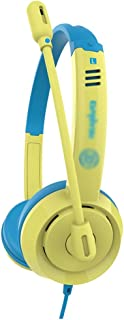 2 In1 Headset Cute Wired Headset Children Headphone Special Notebook Desktop Computer With Microphone Mobile Version (Color : E)