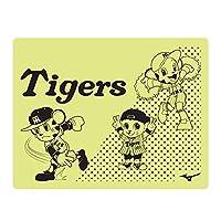 ミズノ MIZUNO 阪神タイガース Tigers セームタオル スイムタオル 水泳 スイミング 水泳小物 2019年秋冬限定モデル 日本製 N2JY9160-43