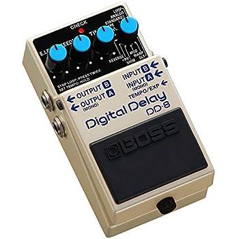 BOSS DD-8 Digital Delay Effects Pedal