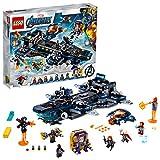 LEGO 76153 Marvel Super Heroes Avengers Helicarrier, Mehrfarbig