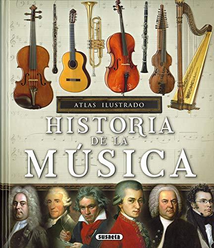 Historia de la música (Atlas Ilustrado)