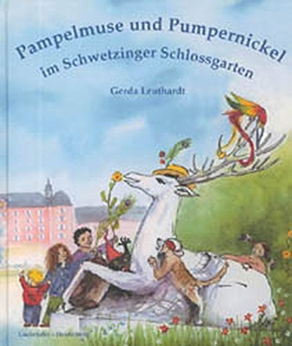 Pampelmuse und Pumpernickel im Schwetzinger Schloßgarten
