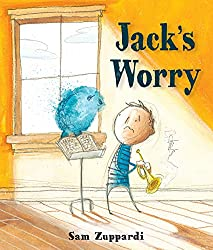 Jack's Worry - book about worrying for kids